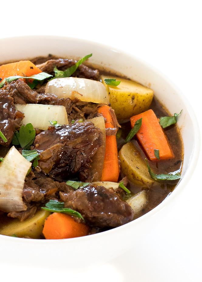 Guinness Beef Stew | chefsavvy.com