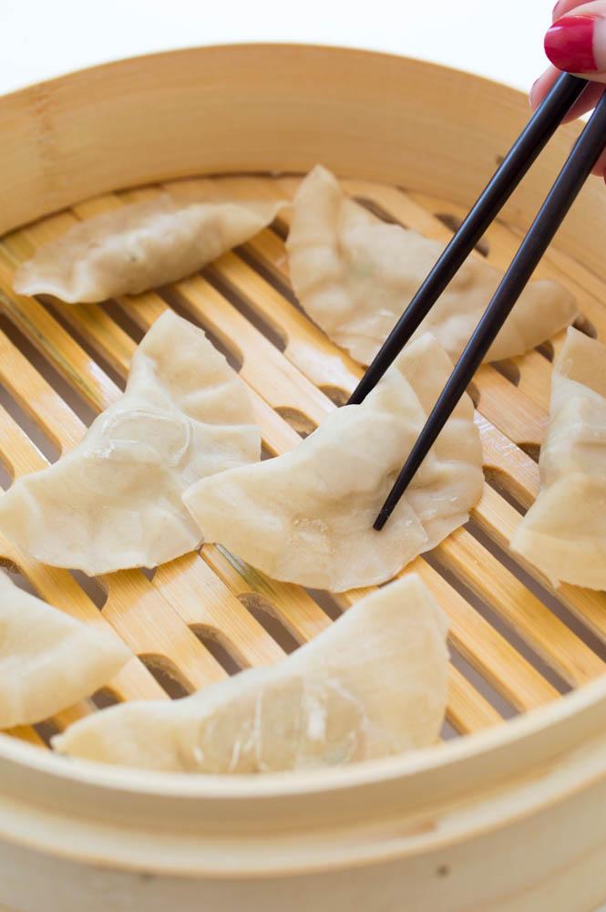Homemade Chicken Dumplings | chefsavvy.com