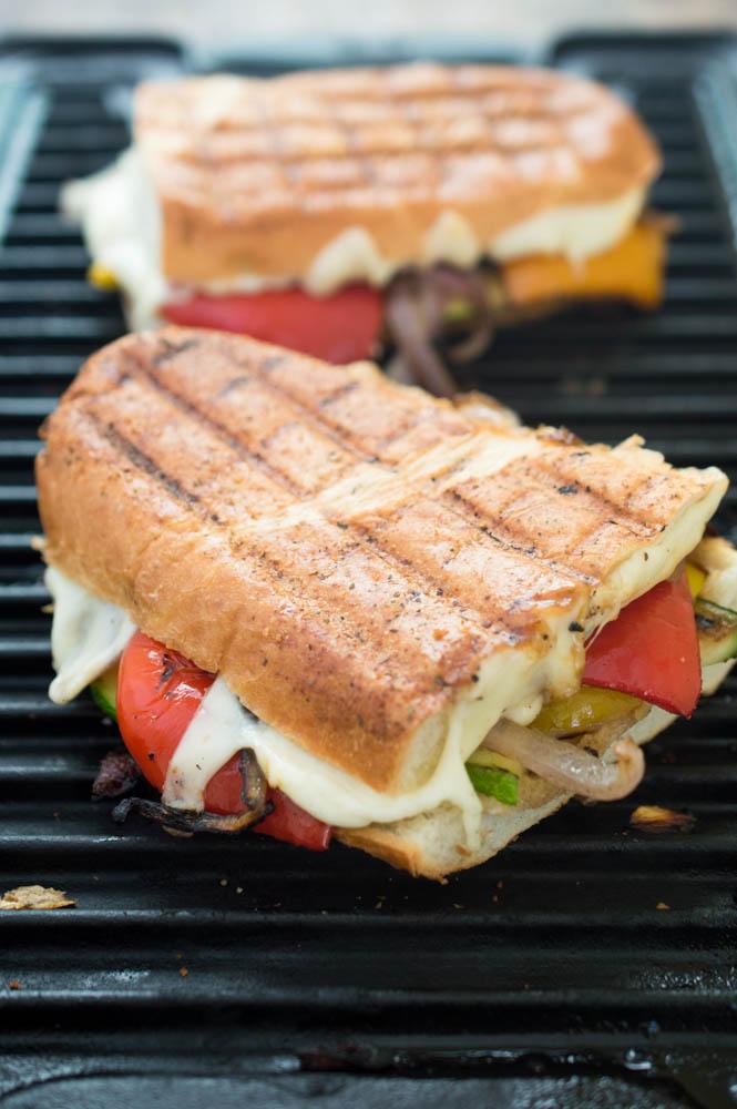 Grilled Panini | chefsavvy.com