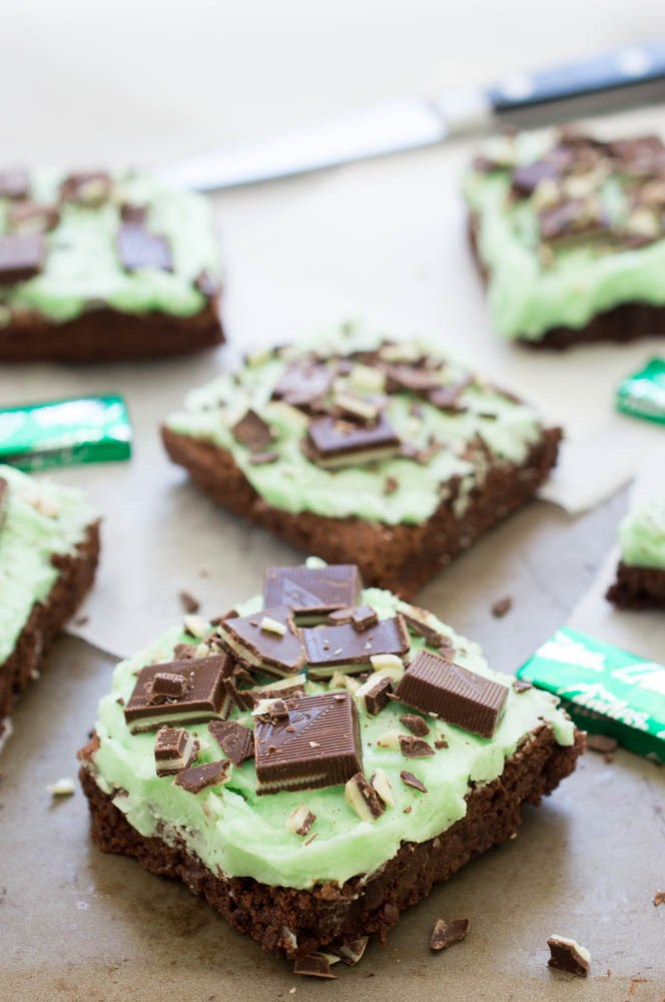 Andes Brownies | chefsavvy.com