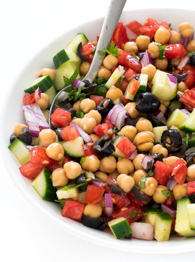 Mediterranean Salsa | chefsavvy.com