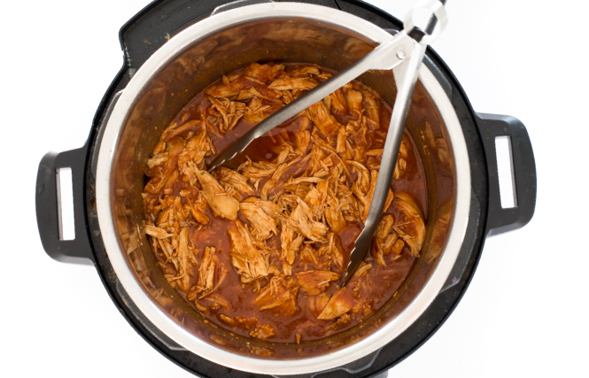 How To Make Instant Pot Barbecue Chicken