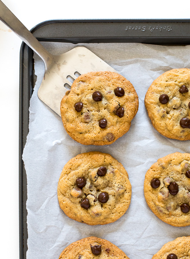 The Best Chocolate Chip Cookies Chef Savvy