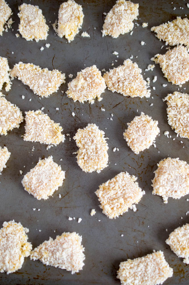 Breaded Chicken Bites | chefsavvy.com