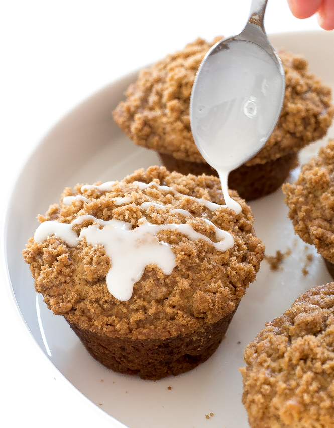 How To Make Sour Cream Coffee Cake Streusel Muffins recipe