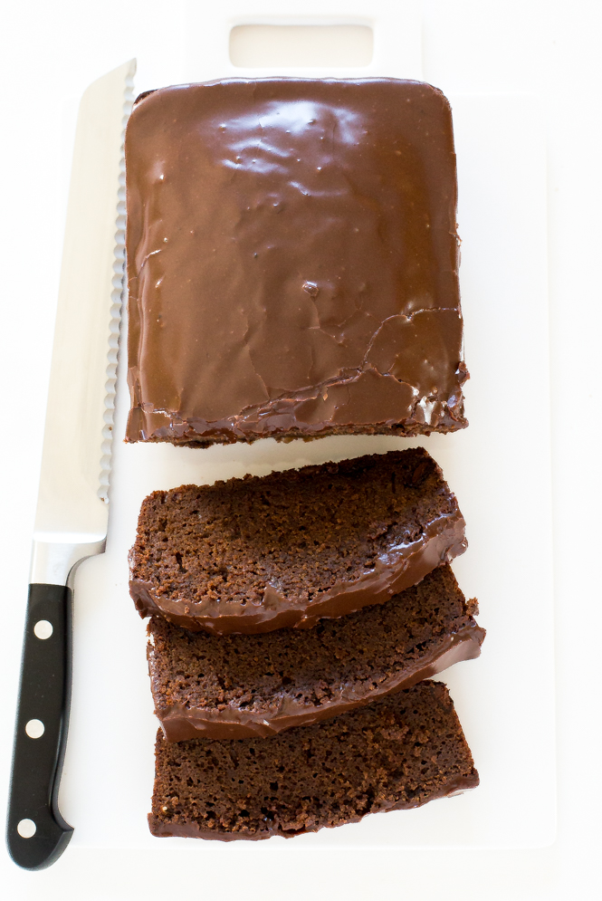 Double Chocolate Loaf Cake Chef Savvy