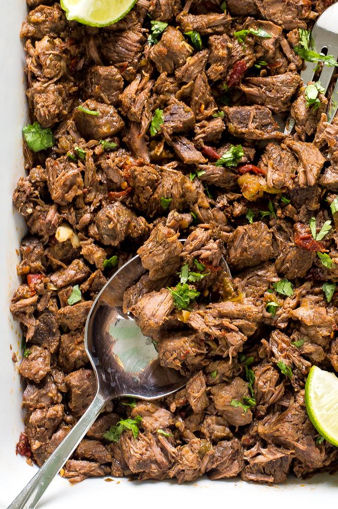 Beef Barbacoa | chefsavvy.com
