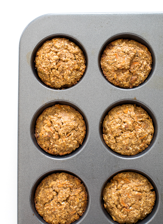 Gluten Free Morning Glory Muffins | chefsavvy.com