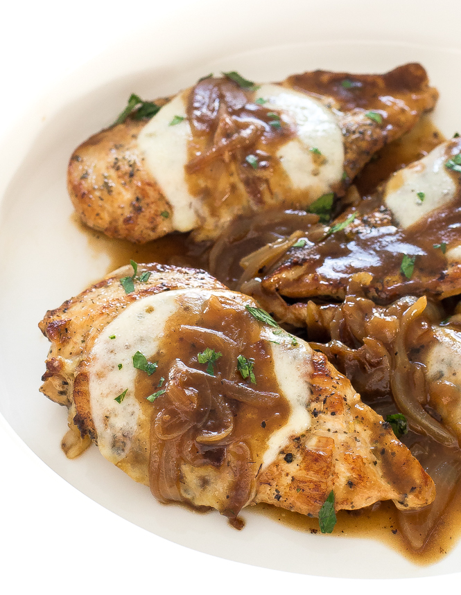 french onion chicken recipe