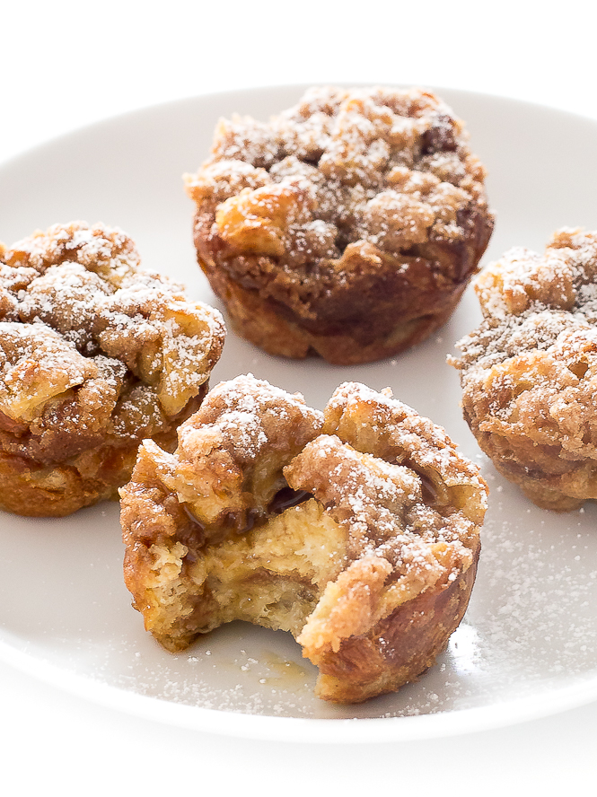 French Toast Muffin Cups | chefsavvy.com