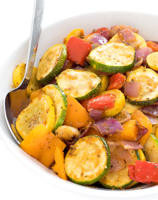 air fryer vegetables recipe   chefsavvy.com