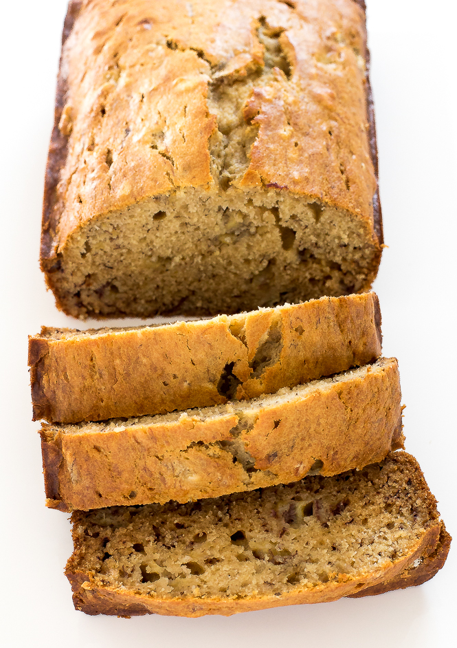 Easy Healthy Banana Bread | chefsavvy.com