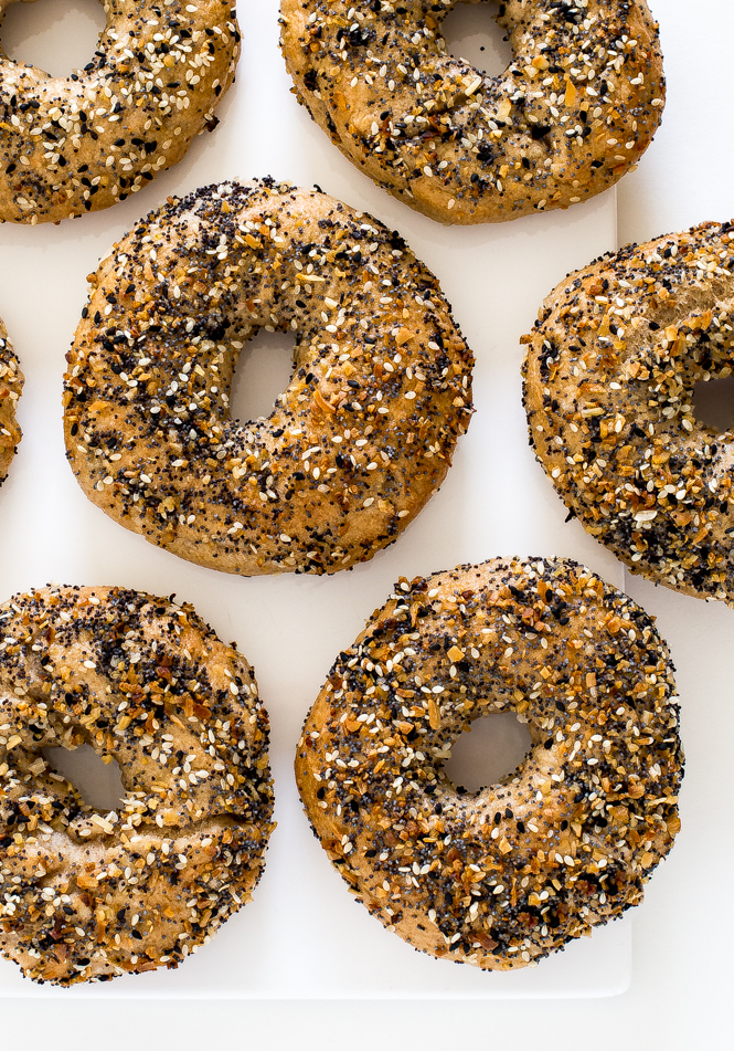 Everything Bagels | chefsavvy.com