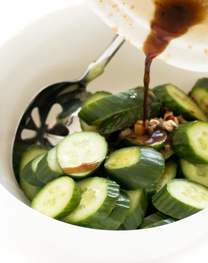 how to make Japanese Cucumber Salad Recipe