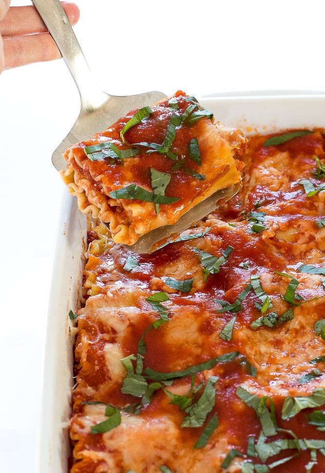 Lasagna Roll Ups | chefsavvy.com