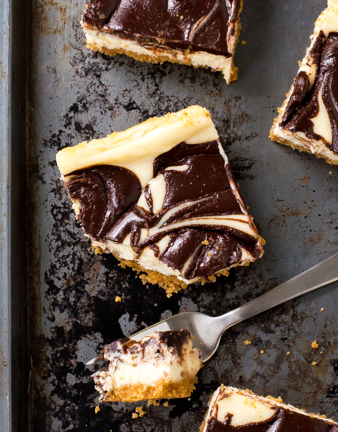 nutella-cheesecake-bars