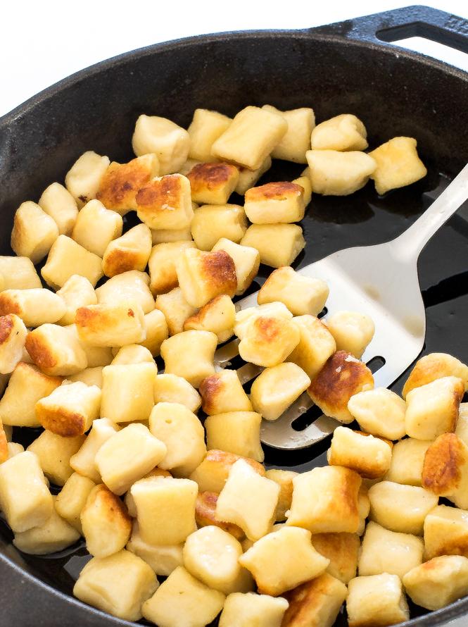 Homemade gnocchi | chefsavvy.com