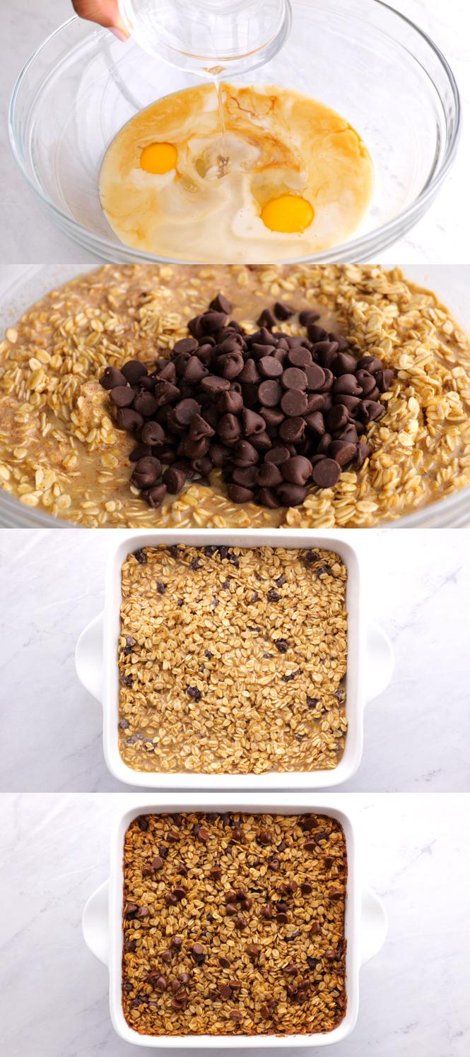 Easy Baked Oatmeal | chefsavvy.com