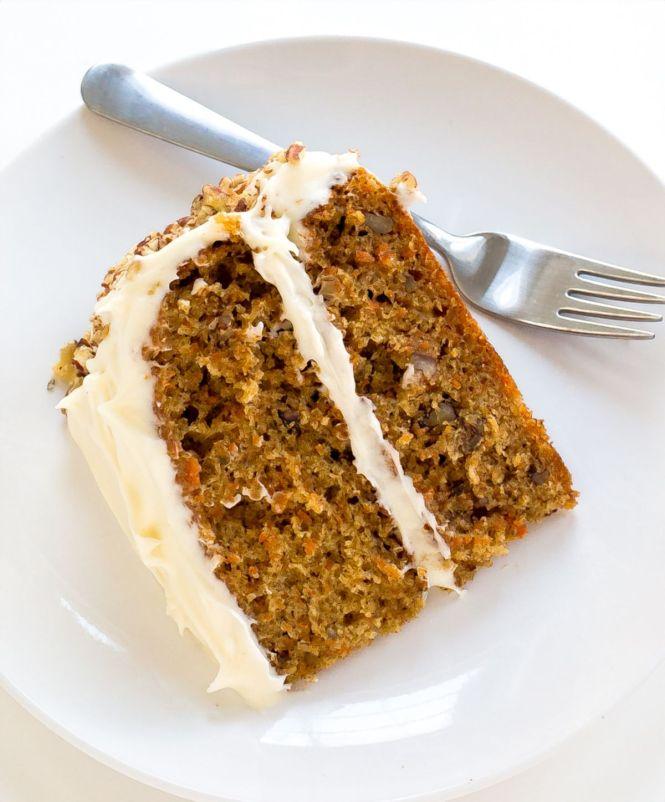 Carrot Cake | chefsavvy.com