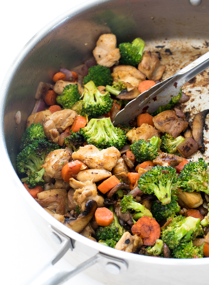 Easy Chicken Stir Fry 30 Minute Meal Chef Savvy
