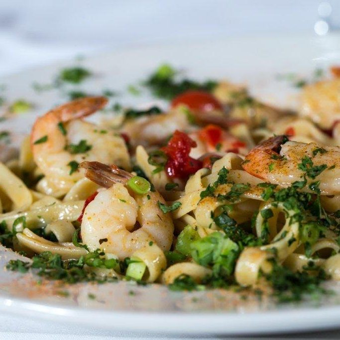 Creole Cookery Pasta Orleans