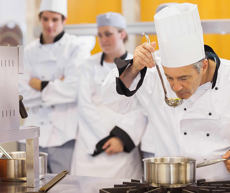Culinary Management Diploma Program