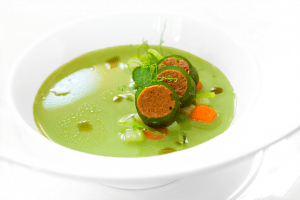 chilled soup