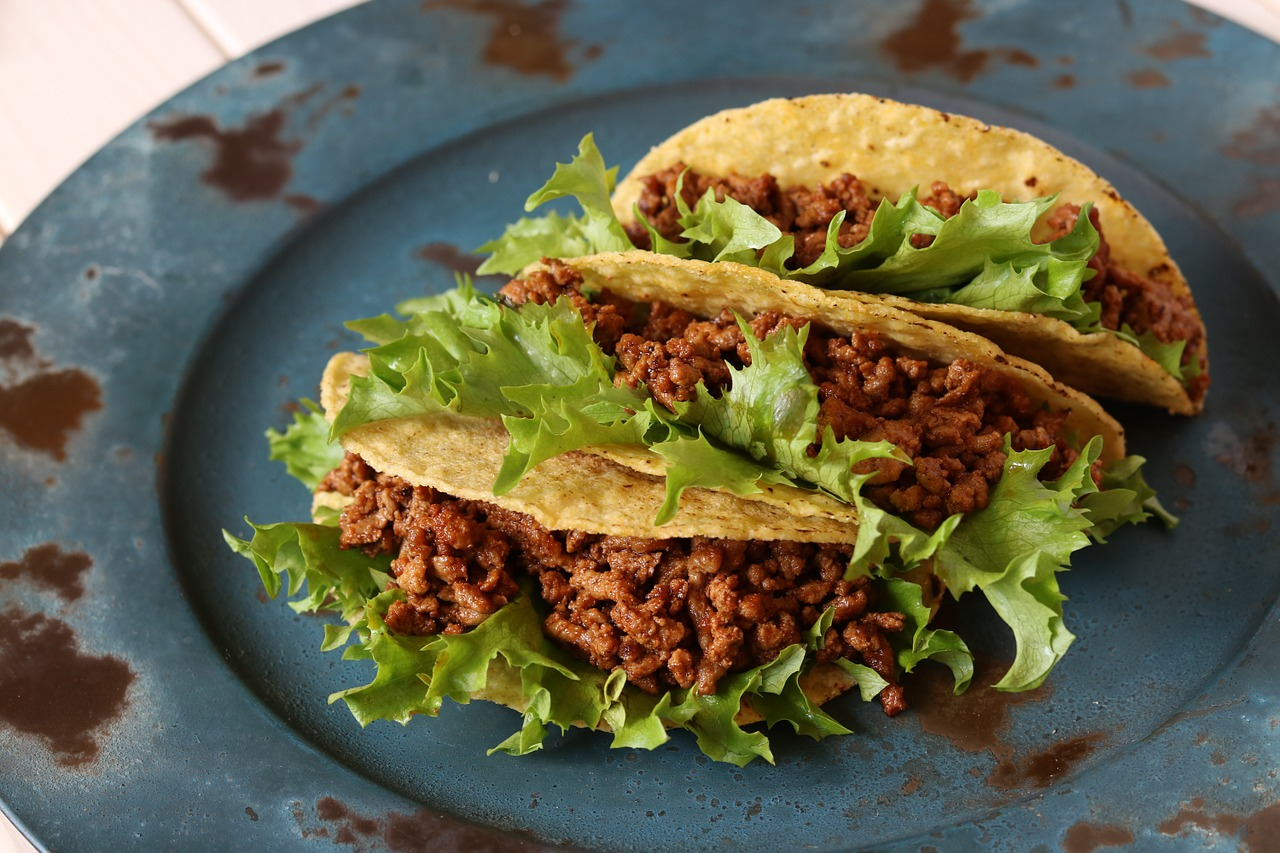 Make tacos with our southwestern saute butter.