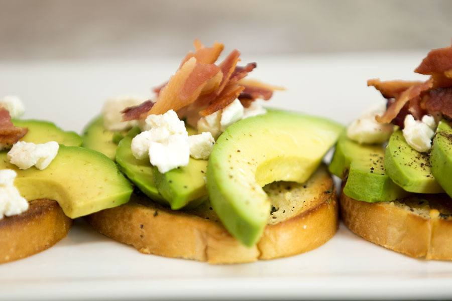 Try this recipe for avocado toast.