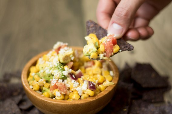 Southwestern Corn Salsa