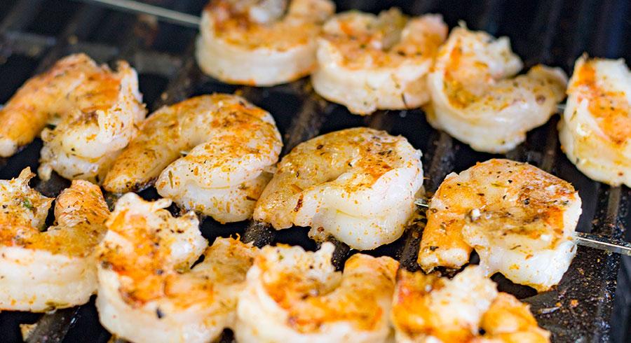Garlic Cajun Shrimp