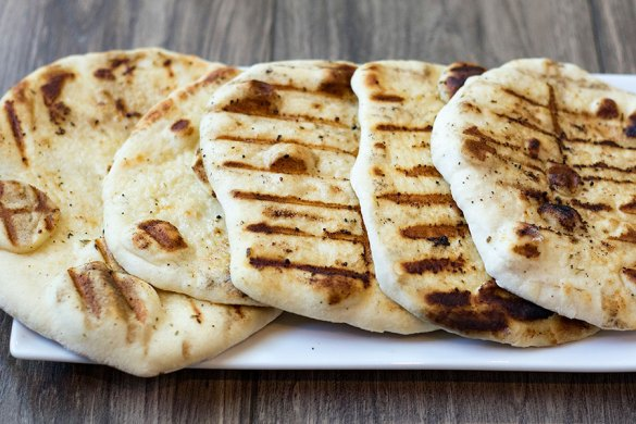 French Onion Grilled Flatbread
