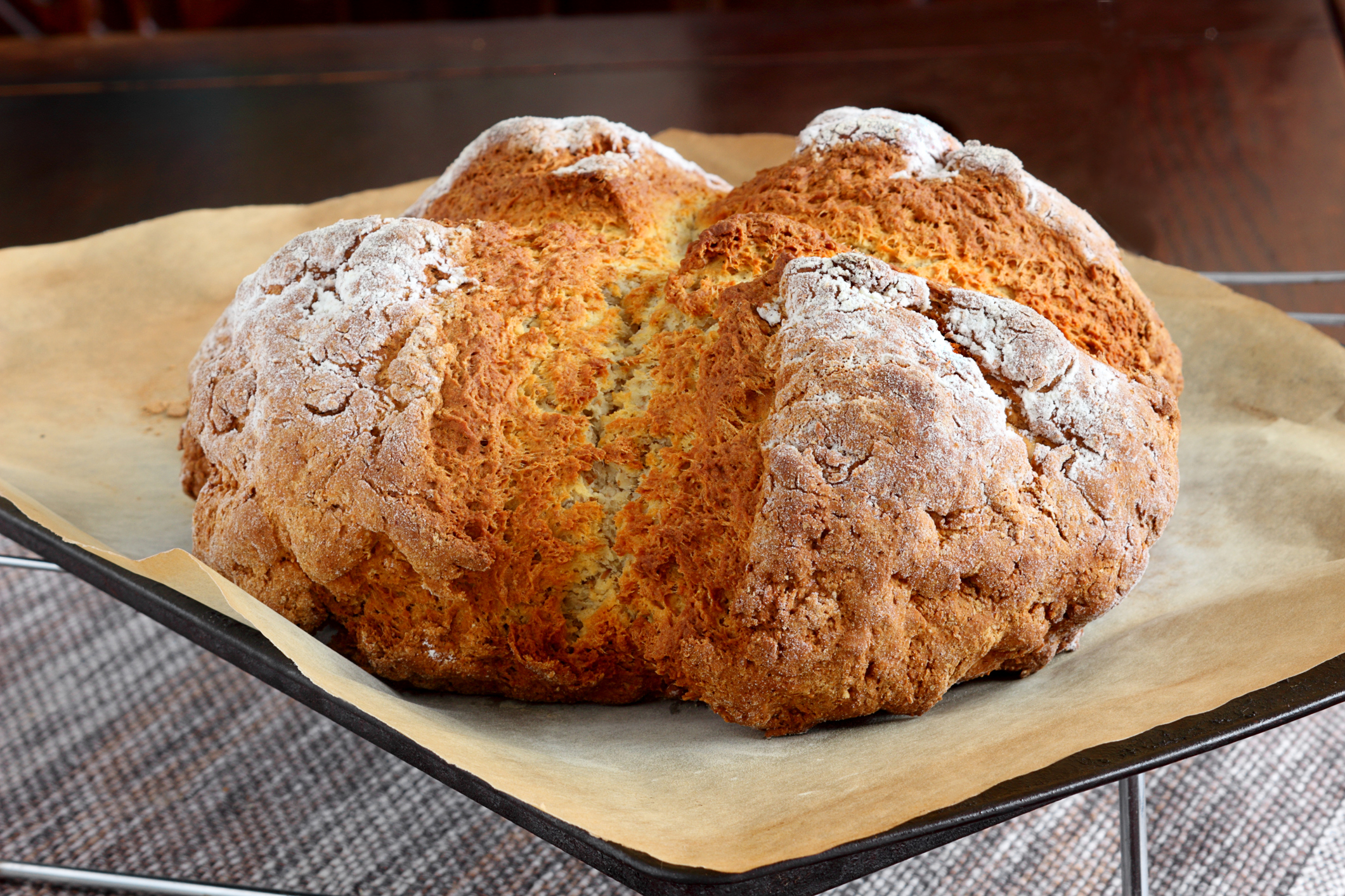 Buttermilk Soda Bread Chef Shane Smith
