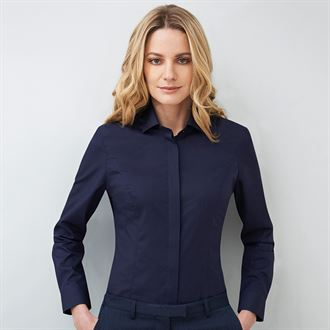 Women's Parma long sleeve blouse