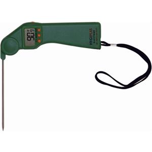 Hygiplas Easytemp Thermometer. Green (vegetables)