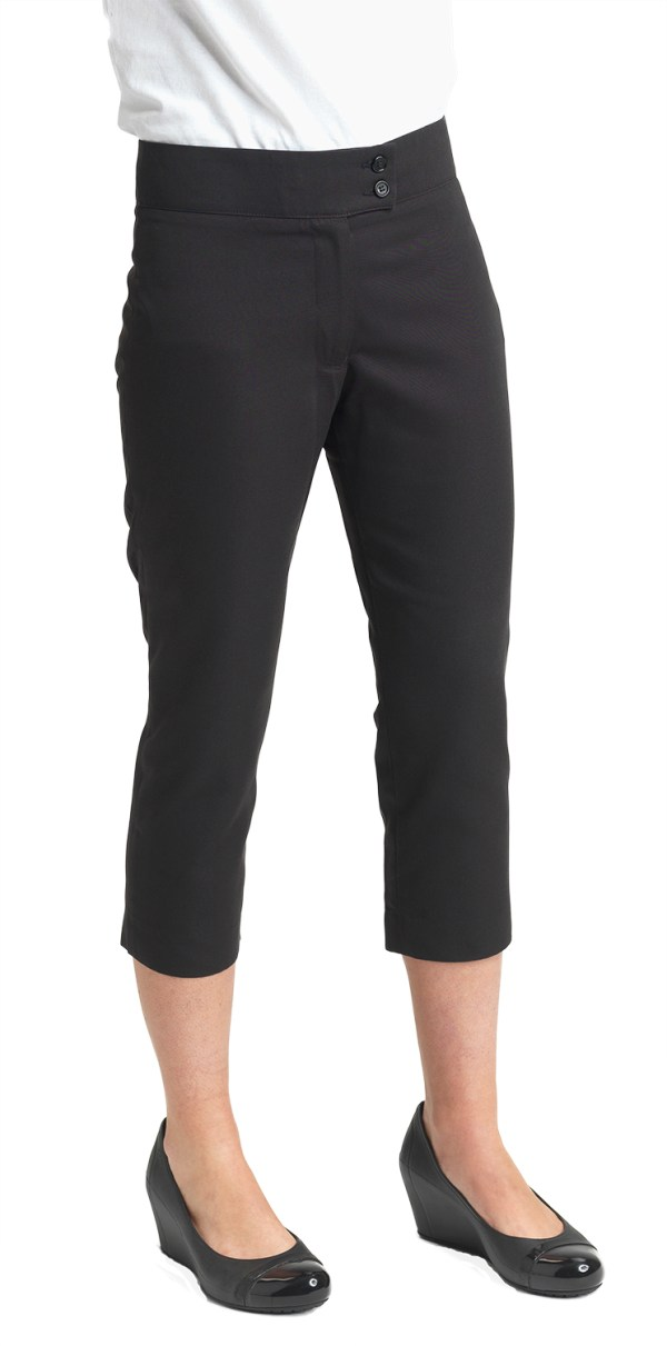Dennys Ladies Cropped Beauty Trousers