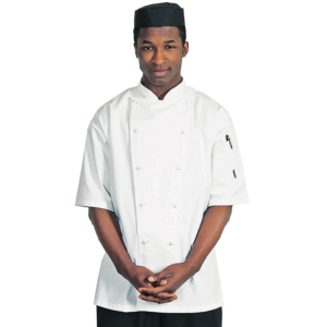 Le Chef Staycool short sleeved Chefs Jacket