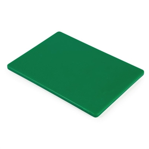 Low Density Chopping Board. Green for salad and fruit