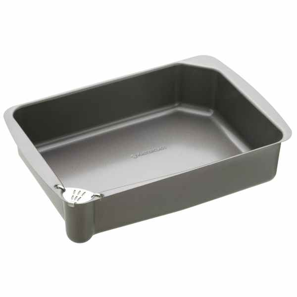 MasterClass Non-Stick Roasting Pan with Pouring Lip
