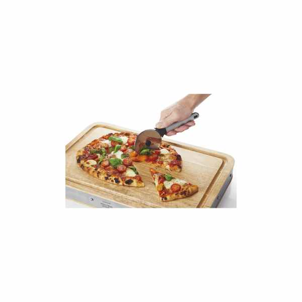 MasterClass Stainless Steel Easy Clean Pizza Cutter