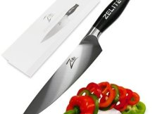 ZELITE INFINITY Chef Knife – German Steel X50