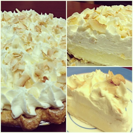 The best coconut cream pie I've ever eaten, courtesy of the Vancouver Pie Hole