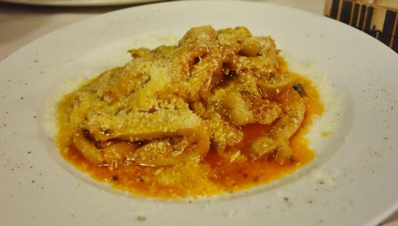 Roman tripe, the epitome of Roman comfort food