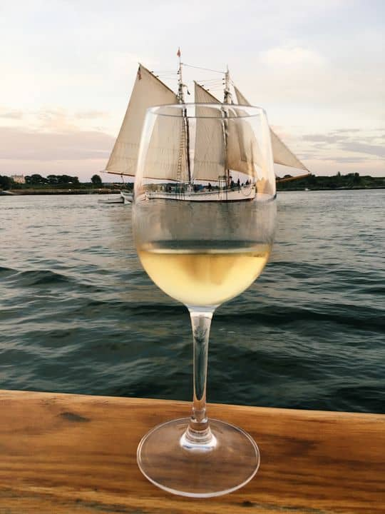 Wine Sail in Portland, Maine: The Loire Valley
