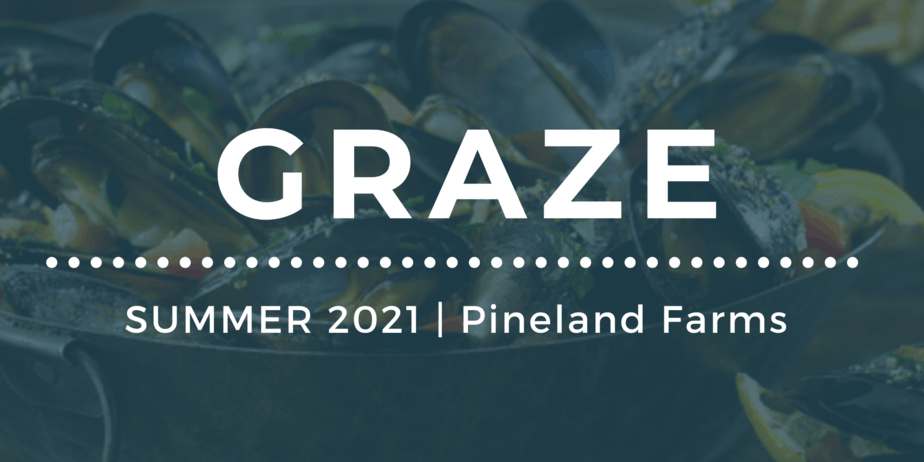 Graze with Orono Brewing Company and Cold River