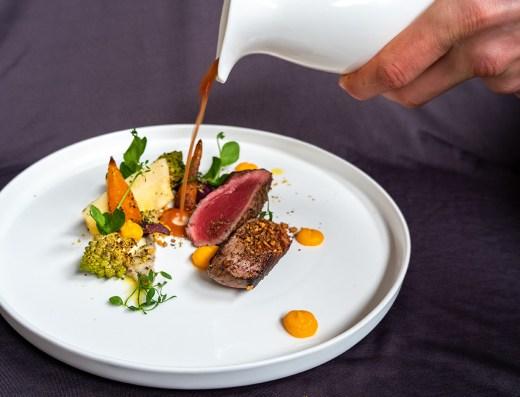 Droomdiner   5 gangen   Traditionele Europese cuisine met een moderne twist!