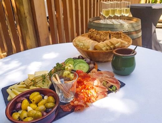 La Collina | 6 gangen + amuse | Luxe catering met pure smaken en volledige ontzorging!