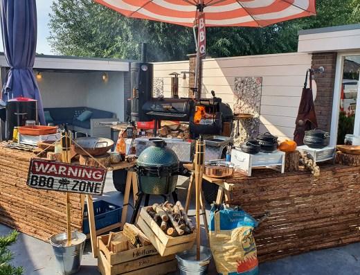 Passie Met Koken | 8 gangen | Street Food walking dinner door ervaren grillmaster!