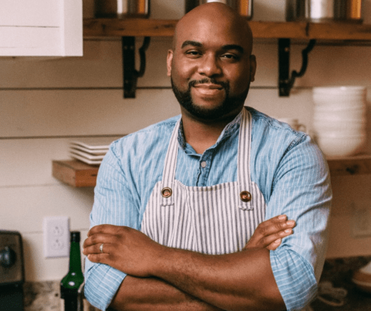 Nashville personal chef charles hunter III of the salted table