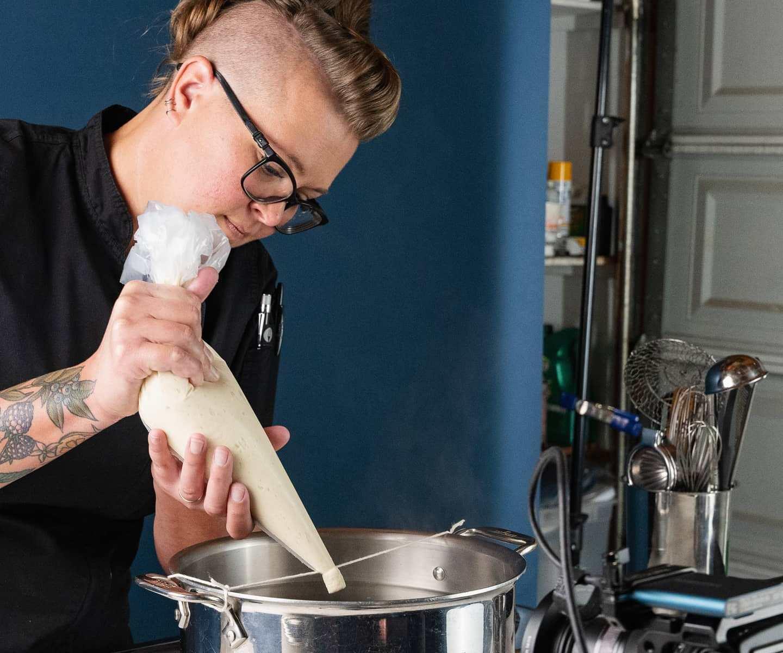 chef Jillian Fae